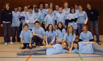 Bild zum Artikel: Badminton Turnier bei Eintacht Hagen