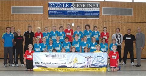 Bild zum Artikel: VfL Herbstcamp mit knapp 30 Kindern erneut ein voller Erfolg
