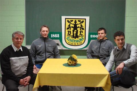 Bild zum Artikel: Carsten Fege und Sascha Simec neues Trainergespann