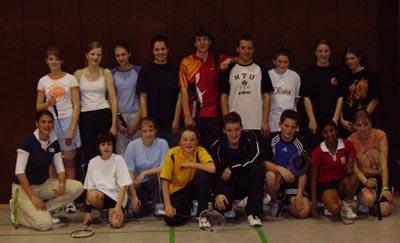 Bild zum Artikel: Badminton Vereinsmeisterschaft bei Eintracht Hagen
