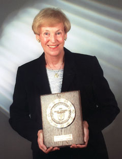 Bild zum Artikel: Doris Grosse-Benne-Effey vollendet das 65. Lebensjahr