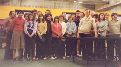 Bild zum Artikel: Ein Vierteljahrhundert Tischtennis beim VfL Eintracht Hagen