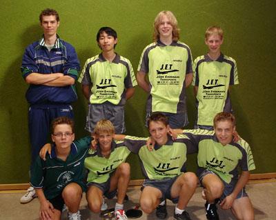 Bild zum Artikel: Tischtennsjugend beim VfL Eintracht wiederbelebt