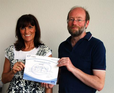 Bild zum Artikel: Volkshochschule Hagen ist Testzentrum für ETS Sprachzertifikate