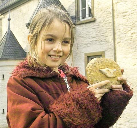 Hagen: Fossilientag im Wasserschloss Werdringen