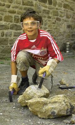 Bild zum Artikel: Mineralien- und Fossilienbörse im Wasserschloss Werdringen