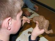 Bild zum Artikel: Workshop für Schulklassen - Das Mammut