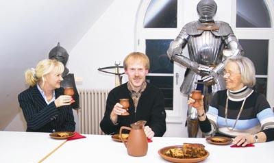Bild zum Artikel: Kulinarische Zeitreise ins Mittelalter