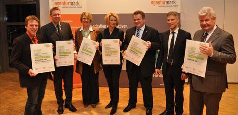 Bild zum Artikel: Hagener Innovationspreis Personal verliehen