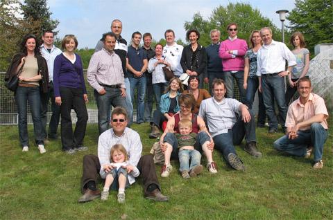 Bild zum Artikel: Wirtschaftsjunioren Hagen informieren sich im Landesgartenschaugelände