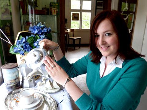 Bild zum Artikel: Zehn Jahre Kaffeerösterei Bommers im LWL-Freilichtmuseum Hagen