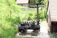 Freilichmuseum Hagen - Dampfmaschine von Martinator