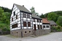 Freilichmuseum Hagen - Fachwerkhaus von Martinator