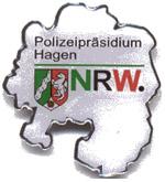 Logo Kreispolizeibehörde Hagen