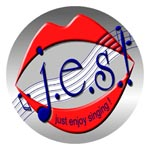 Logo J.E.S.  - Just Enjoy Singing